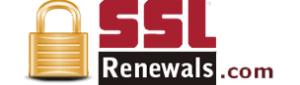 SSL Renewals Logo