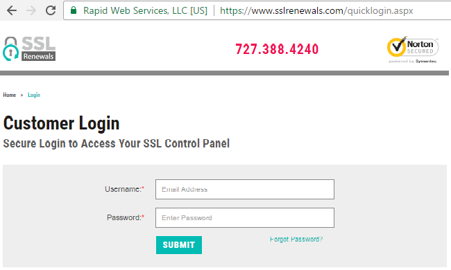 How to Create a Secure Login with SSL Certificate