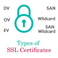 Types of SSL Certs