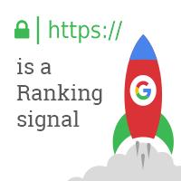 HTTPS Ranking Signal
