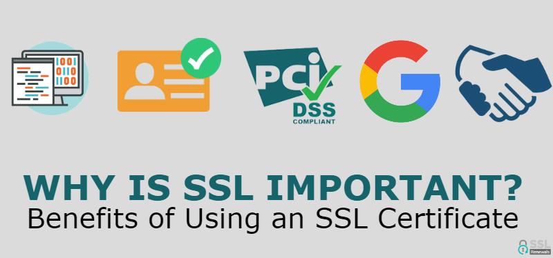 5 Benefits of SSL