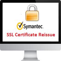 Symantec SSL Reissues