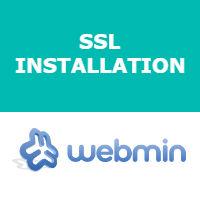 Instal SSL on Webmin